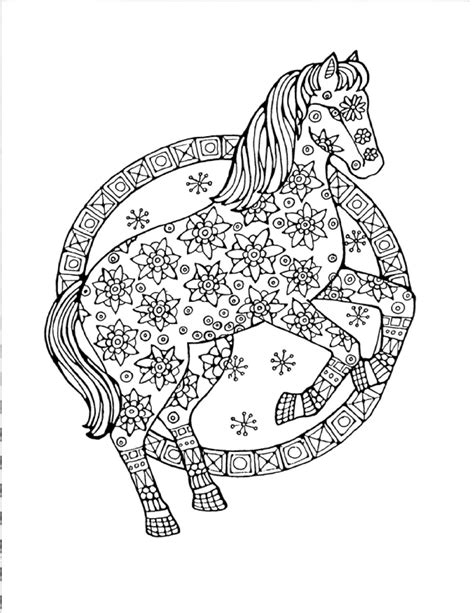 coloring pages of horses and dogs animal coloring pages pdf horse pagescoloring booksadult