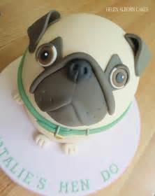 pug cake decorations best 25 pug cake ideas only on