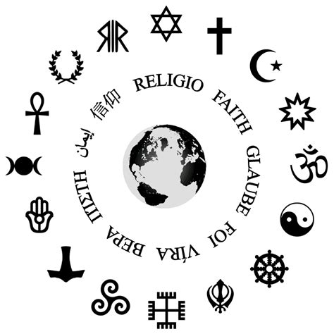 list of religions and spiritual traditions wikiwand