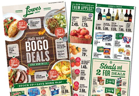 Coupons For Kitchen Collection lowes foods the best deals on the best groceries from