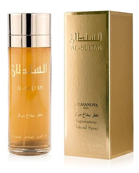 Parfum Sultan j casanova al sultan for duftbeschreibung
