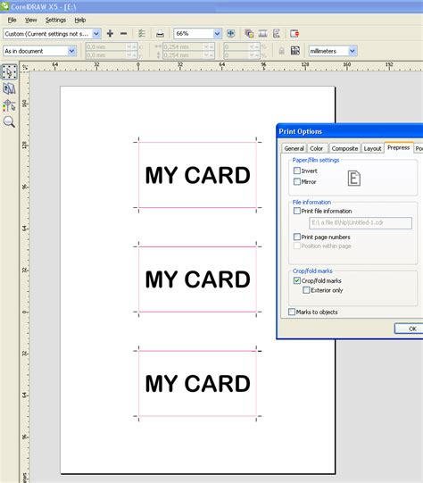 business card template for coreldraw x5 how to create business cards in coreldraw x5 best