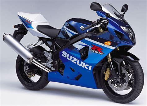 Image Suzuki Suzuki 600 Gsx R 2005 Fiche Moto Motoplanete