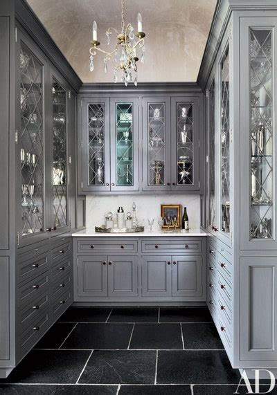 elegant gray kitchens architectural digest