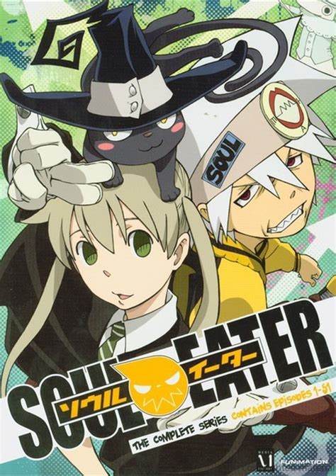 soul eater series soul eater the complete series dvd dvd empire