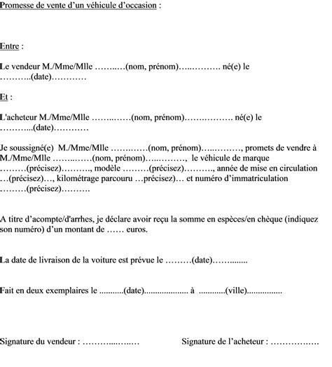 Exemple De Lettre De Demande De Vente Papier Necessaire A L Achat D Une Voiture D Occasion