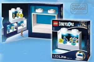 Lego Display Cabinet Australia Lego Dimensions Display Stand With Lights White