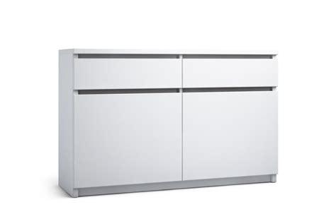kommode 120 cm breit weiß kommode 120 breit highboard wildeiche xx natur