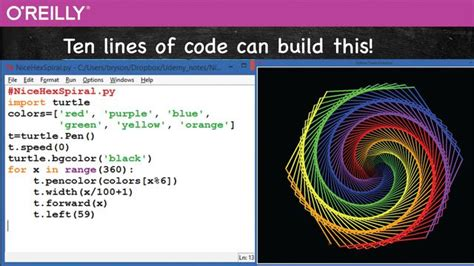 tutorial python graphics teach your kids to code basic concepts with turtle