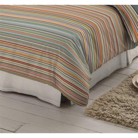 farbige bettdecken multi coloured striped duvet covers sweetgalas