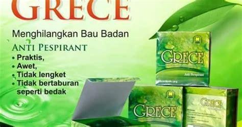 Pemutih Ketiak Nasa manfaat grece nasa pemutih ketiak