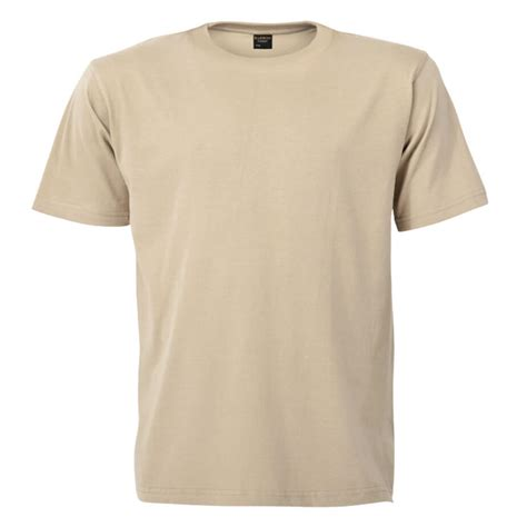 T Shirt Cotton 170g barron combed cotton t shirt brandability