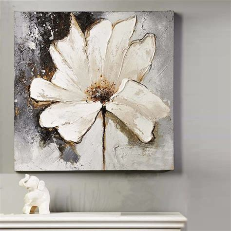 european painting floral modern home wall decor painting handpainted acrylic floral paintings home decoration wall