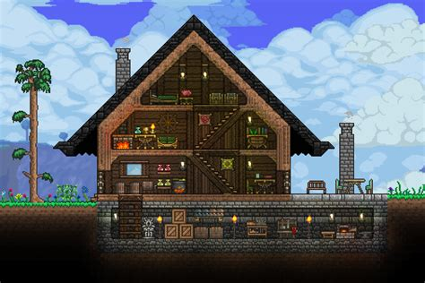 home design gold pc pc ballin houses by eiv page 10 terraria community