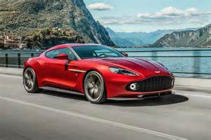 Images Of Aston Martin Vanquish Aston Martin Vanquish Zagato Production Car Revealed