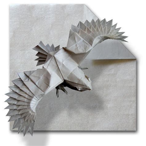 Origami With Tissue Paper - white tissue foil paper 60x60 cm