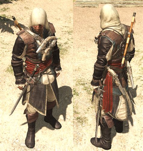 assassins creed iv black flag outfits assassins creed