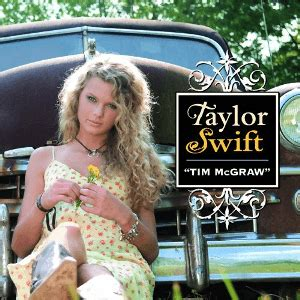 taylor swift first country song tim mcgraw song wikipedia
