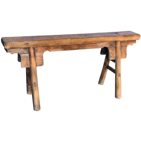 kung fu bench kung fu bench for sale at 1stdibs