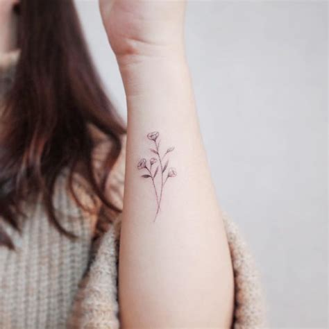 tattoo simple 2017 10 tiny discreet tattoos for people who love minimalism