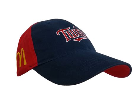 hats and caps great selection and prices at aztex hats selection of mcdonalds branded baseball logo adult