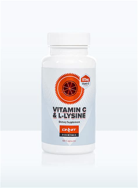 Vitamin U Lysin Virutech Onnit