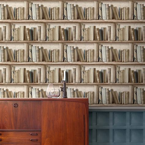splendour bookshelf wallpaper wall fashion lancashire