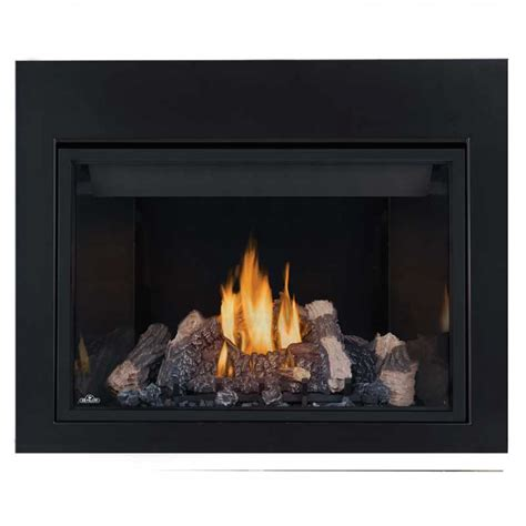 Napoleon Direct Vent Fireplaces by Napoleon Hd35 40 46 High Def Direct Vent Gas Fireplace