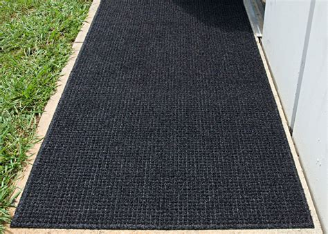 Brush Hog Plus Outdoor Scraper Entrance Mat   FloorMatShop