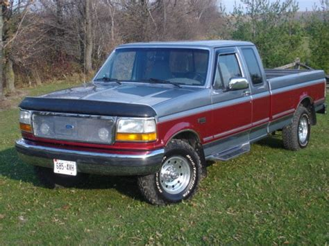 95 Ford F150 by 95 Ford F150 Xlt Spec Html Autos Post