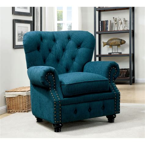 single chairs living room stanford single chair cal foam teal finish
