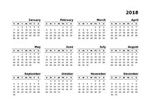Office Layout Tool 2018 calendar templates download 2018 monthly amp yearly