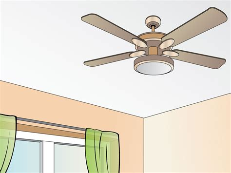 ceiling fan size for room how to choose the right ceiling fan 4 steps with pictures