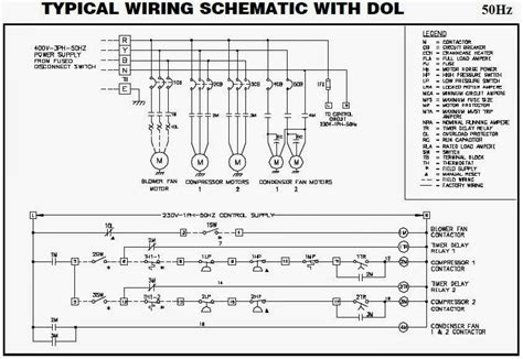 wiring diagram split system air con wiring diagram split