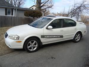 2000 Nissan Maxima 2000 Nissan Maxima Se V6 3 0l Engine Interior Price