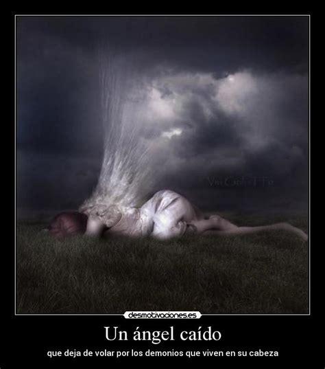 imagenes impactantes de un angel caido un 225 ngel ca 237 do desmotivaciones