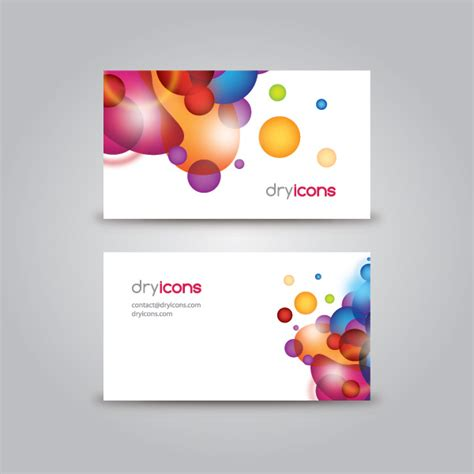 business card templat business card template vector graphic stationery
