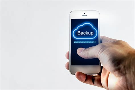 mobile device backup best practices for backing up mobile devices
