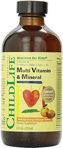 Childlife Multi Vitamin Mineral 237ml childlife multi vitamin mineral 237ml thuốc bổ trẻ em