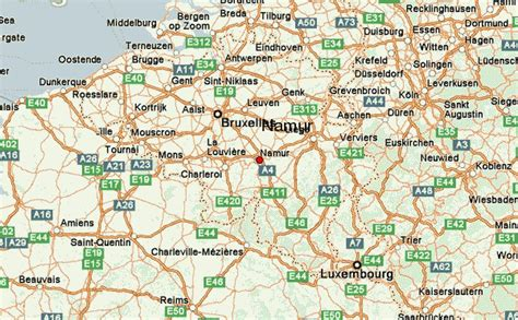 namur map namur location guide