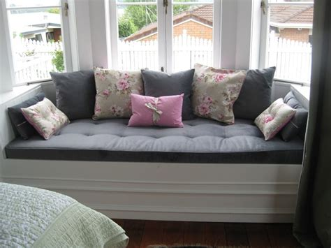 bay window seat pillows bay window pillows marvelous on interior and exterior