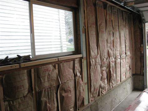 Insulating Garage by News Roundup History