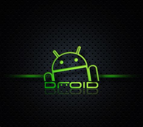 wallpaper gamer android android bot wallpapers lg optimus one p500