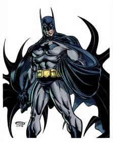 pictures batman color cliparts