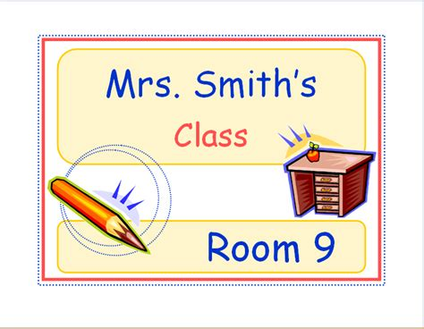 classroom door signs templates the gallery for gt welcome back to school letter template