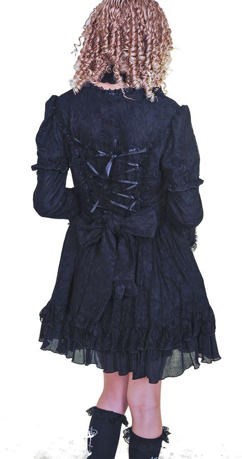 Lotus Lace Dress cheap chiffon lace straps lotus sleeve glp dresses