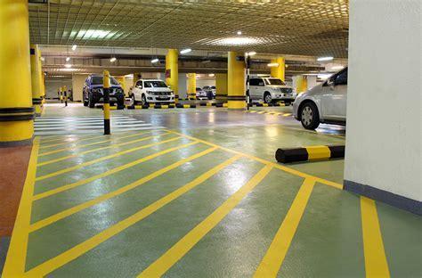 Case Study   Marina Mall Car Park Abu Dhabi   Flowcrete in