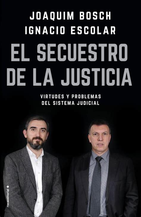 libro la justicia de franco roca libros