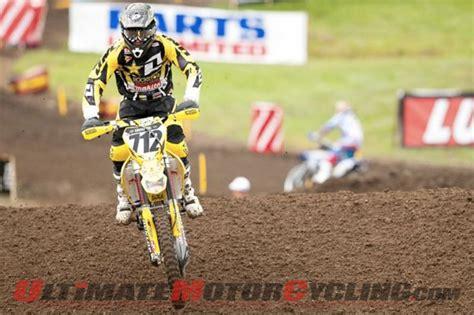 ama motocross rules suzuki dungey desalle rule unadilla