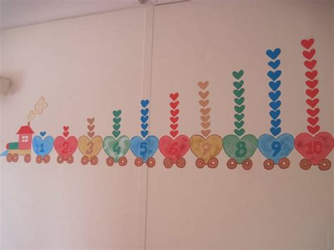 decoration idea numbers class decoration idea 171 preschool and homeschool